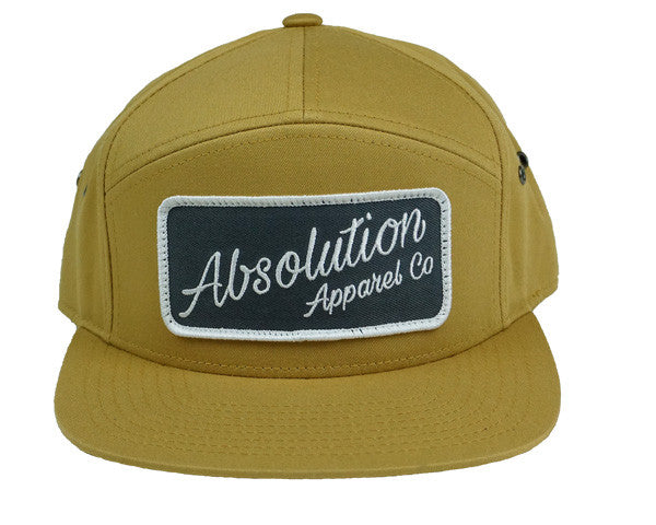 Hat Patched Out Strapback Hat - Absolution Apparel - 3