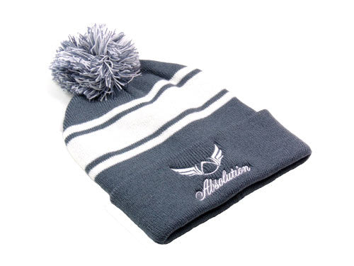 Shade of Grey Beanie Hat- Absolution Apparel - 2