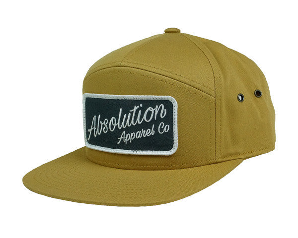 Hat Patched Out Strapback - Absolution Apparel - 1
