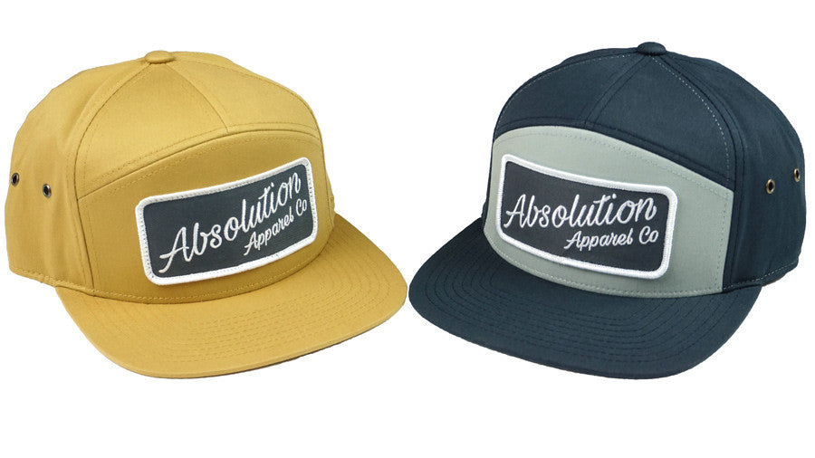 Streetwear Snapbacks Absolution Apparel Co.