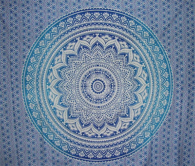 Full Moon Loom: Indian Cotton Tapestries