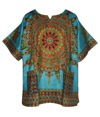 Ethnic clothing, kurtas, caftans, dashikis