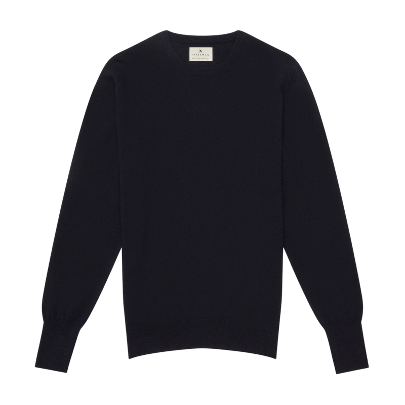 Crewneck Sweater (Made in Scotland)