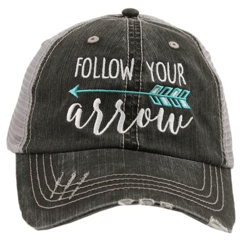 Follow Your Arrow Hat