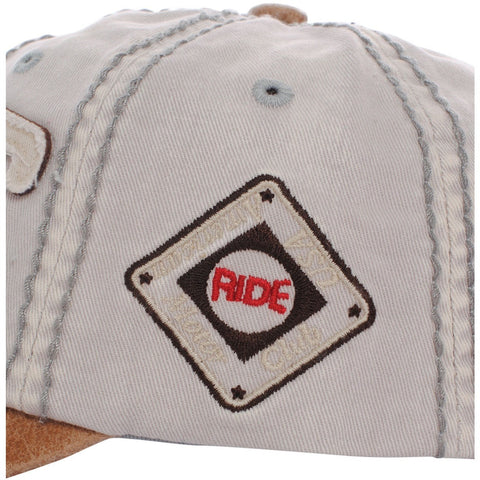Ride Distressed hat