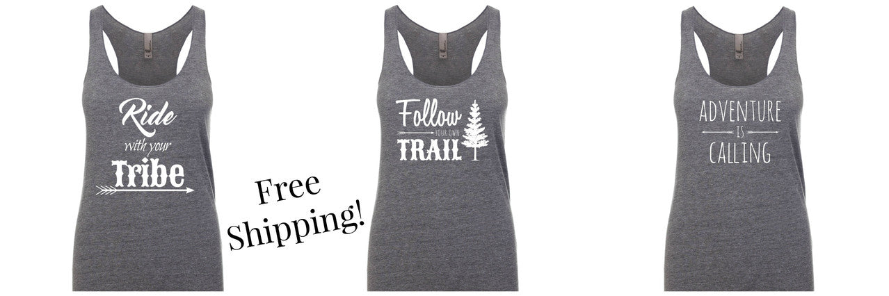 women's graphic tanks