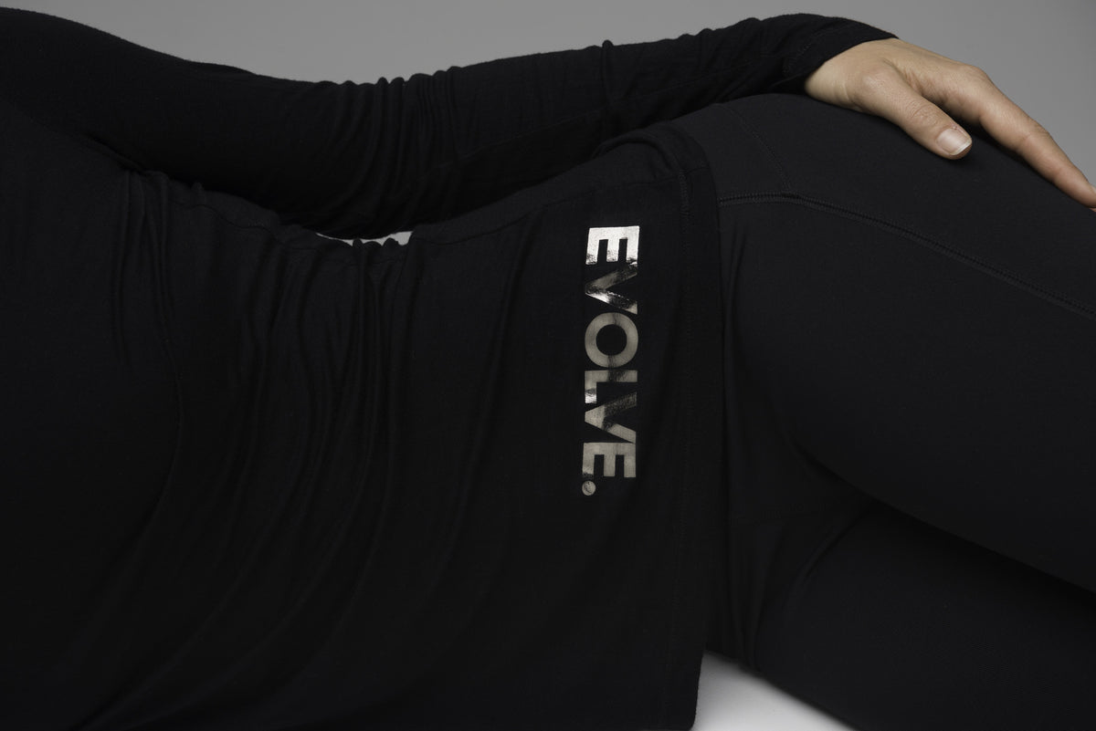 EVOLVE. Women's Bamboo Long Sleeve Tee