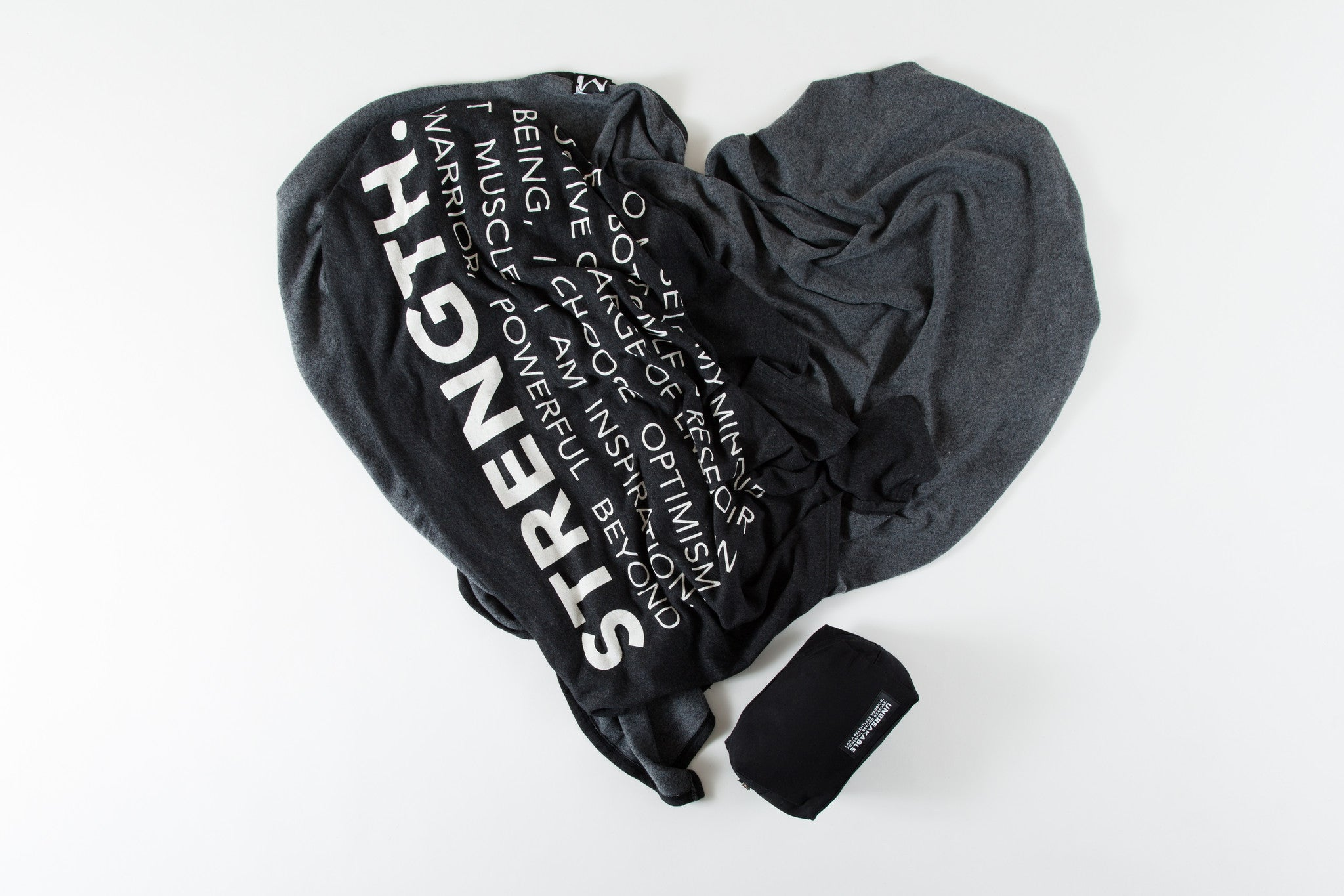 STRENGTH Blanket