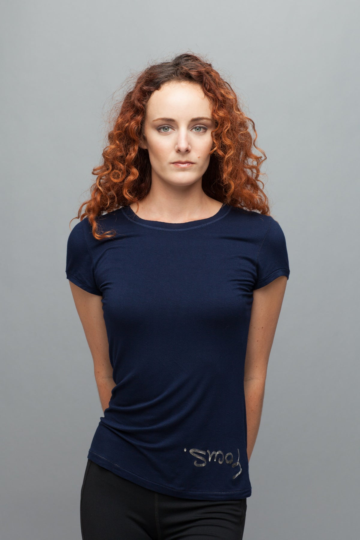 FOCUS. Women's Bamboo Short Sleeve Tee