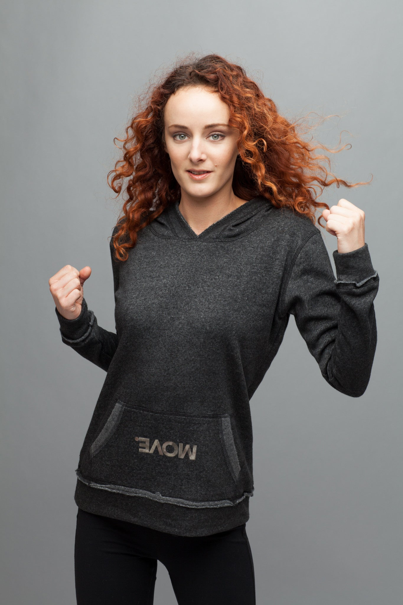 MOVE. Yoga Pullover Hoodie