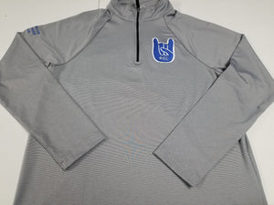 Hand Sign 1/4 Zip Performance