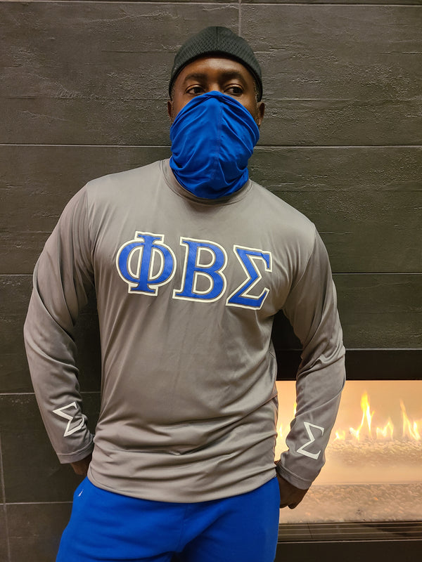 Sigma Greek LS Tee