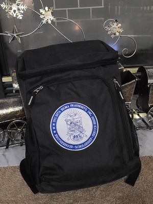 PBS Greek Backpack w/ Seal