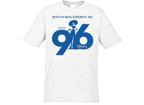 Zeta 96 Commemorative Tee
