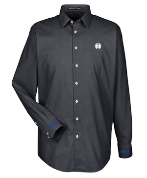 BCM Black Dressdown Shirt