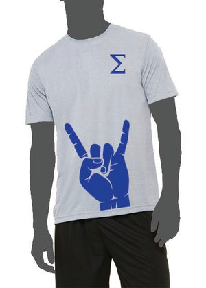 BIG SIGMA HAND Performance Shirt