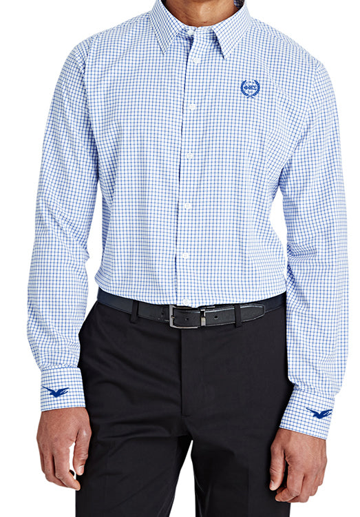 PBS 1914 Wreath Dressdown Shirt