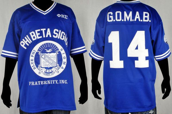 Blu Sigma Football Jersey *Treston Pulley Edition*