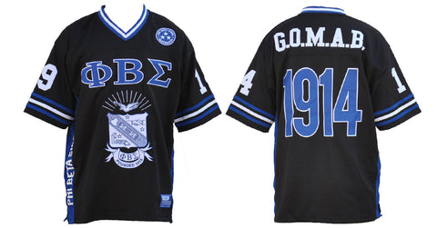 Sigma Football Jersey ***E. Howard Edition****
