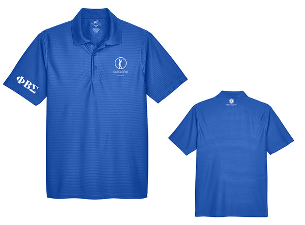 Sigma Elite Golf Tonal Stripe Polo