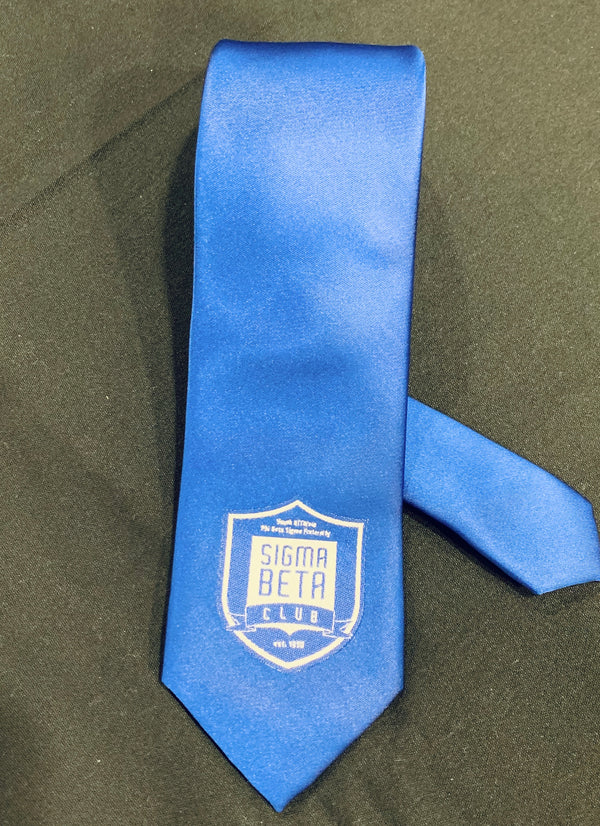 Sigma Beta Royal Tie
