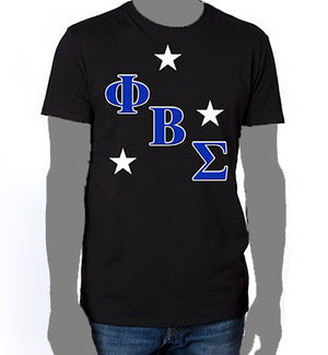 PBS E.Smith Black T-Shirt