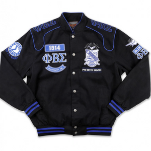 PBS RACING TWILL JACKET