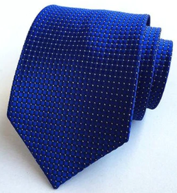 Polka Dot Royal Blue