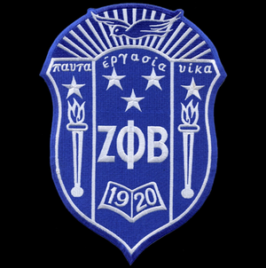 ZPB 2 7/8 Shield Patch