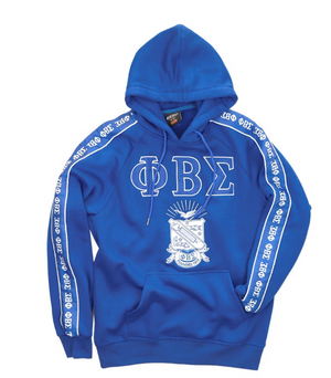 PBS Pull Over Hoodie