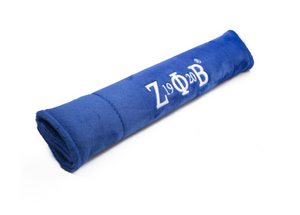 ZPB Embroidered Seat Belt Cover