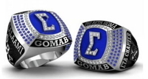 Sigma Championship Ring - Sterling Silver