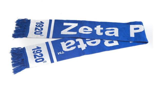 Zeta Knit Reversible Scarf