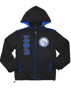 ZPB WINDBREAKER JACKET