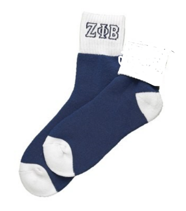 Zeta Ankle Socks