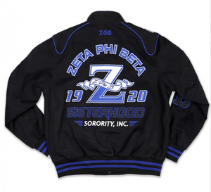 ZPB RACING TWILL JACKET