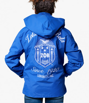 ZPB WINDBREAKER - Royal