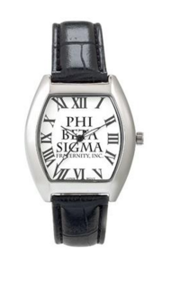 "Black ""Subtle Sigma"" Watch"