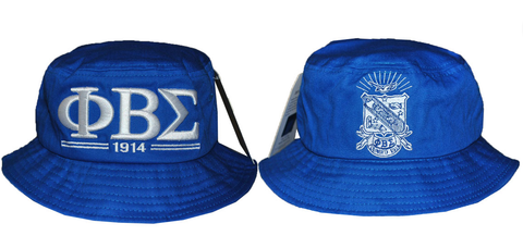 Blue Sigma Bucket