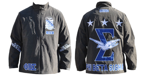 PBS Reflective GRAPHYTE Windbreaker
