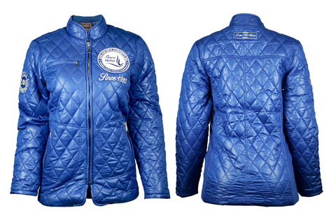 Zeta Padded Jacket