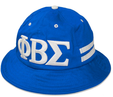 Men's Sigma striped bucket