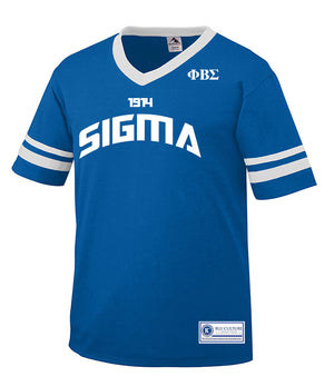 Sigma Stripes 1914 BCC Jersey