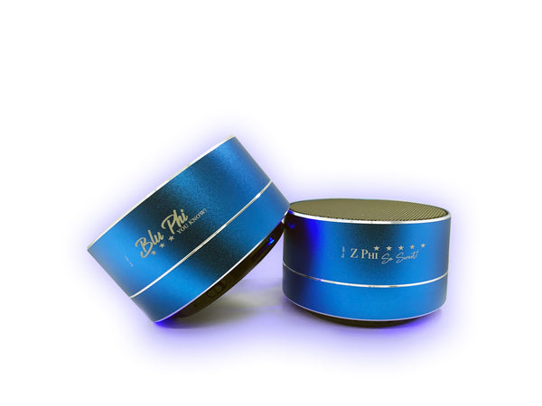 Blu-Tooth Hockey Puck Speaker