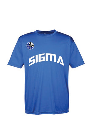 Sigma Royal Blu Sport Dry-fit