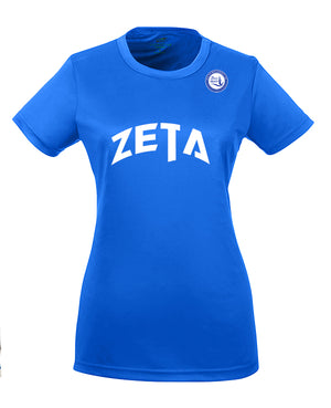 Zeta Royal Blu Sport Dry-fit