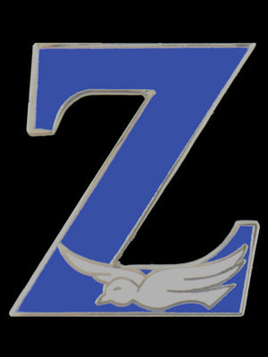 Sigma/Zeta with Dove Lapel Pin