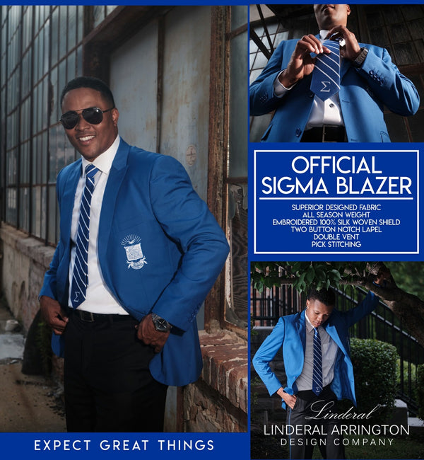 LD PBS Blue Blazer The Official Blazer