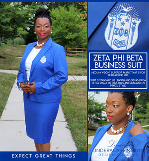 LD Zeta Business Suit