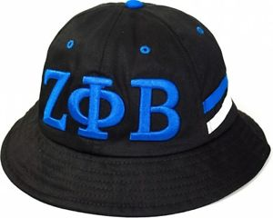 Ladies Zeta striped bucket